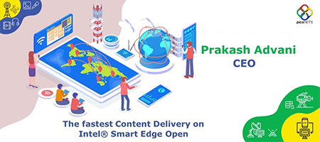The Fastest Content Delivery on Intel® Smart Edge Open